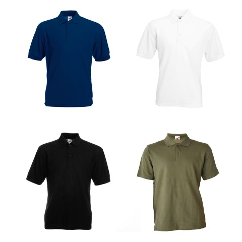 Tricou-Fruit-of-the-Loom-Polo-Slim-Fit