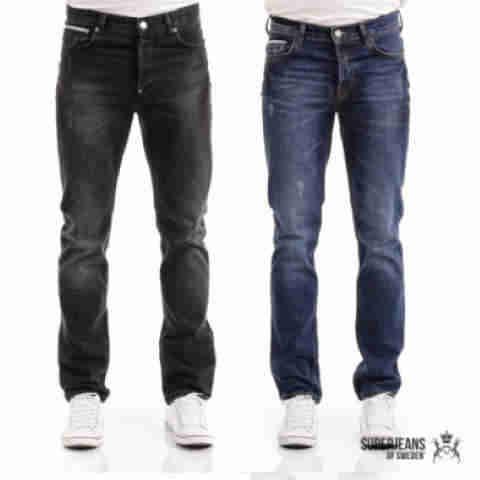 Jeans-pentru-femei-si-barbati-conici-drepti-slim-fit-skinny-evazati-SUPERJEANS-OF-SWEDEN-Distirbutie